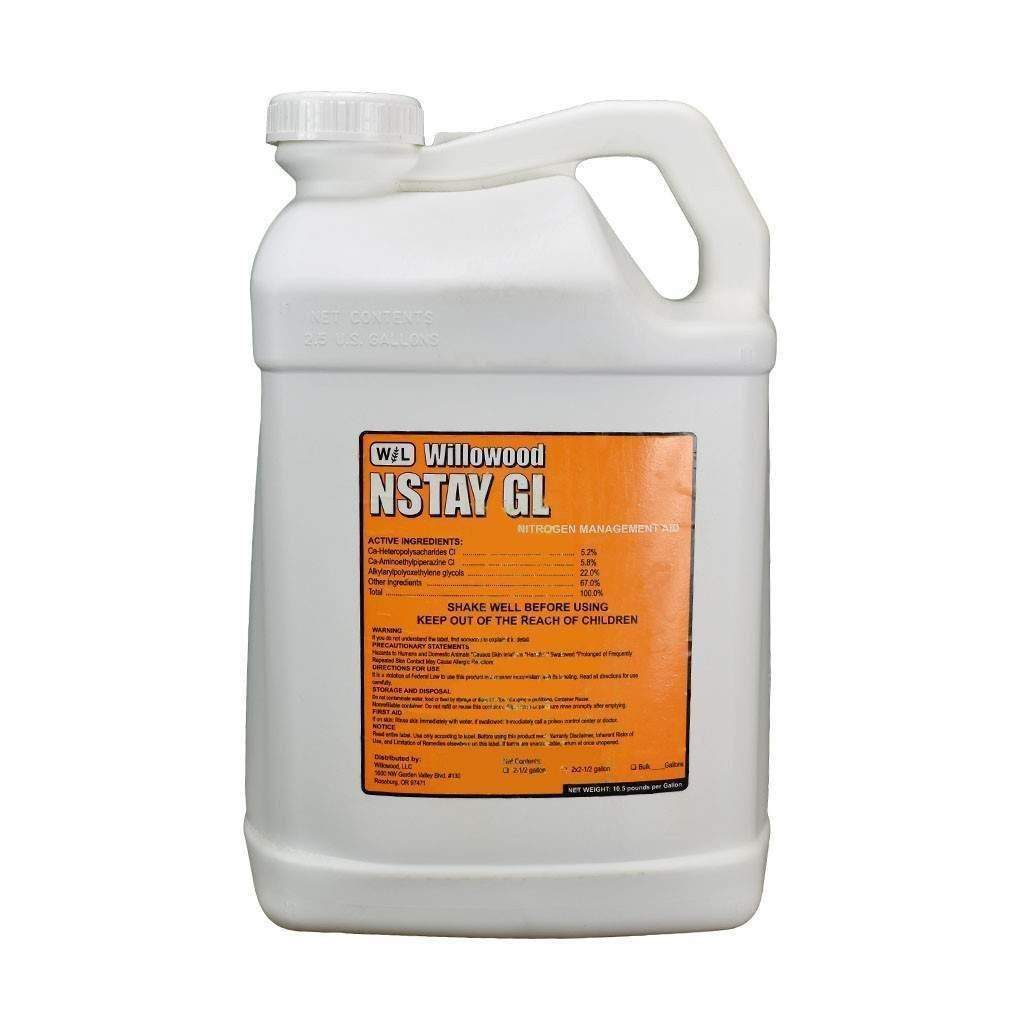 WILLOWOOD NSTAY GL NITROGEN MANAGEMENT AID, Feeders Grain and Supply Inc.