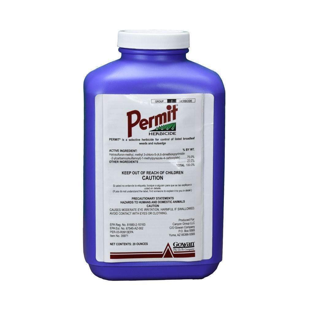 GOWAN PERMIT HERBICIDE, Feeders Grain and Supply Inc.