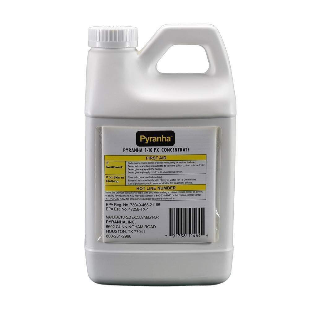 PYRANHA PYRANHA 10-PX CONCENTRATE, Feeders Grain and Supply Inc.