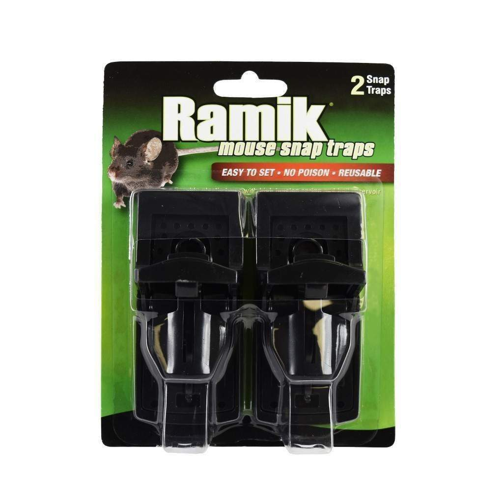 NEOGEN RAMIK SNAP TRAPS, Feeders Grain and Supply Inc.