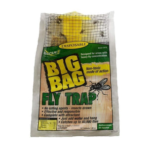 Sterling International RESCUE DISPOSABLE FLY TRAPS, Feeders Grain and Supply Inc.