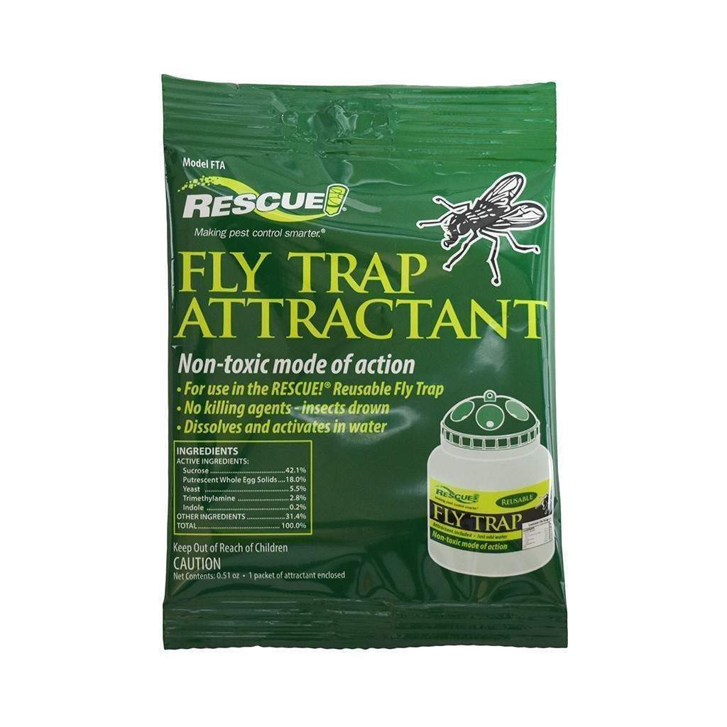 Sterling International RESCUE REUSABLE FLY TRAP ATTRACTANT, Feeders Grain and Supply Inc.