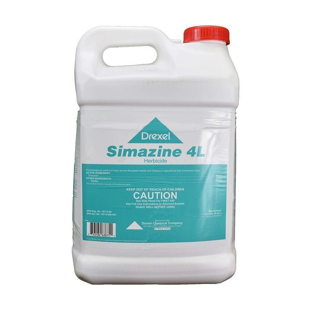 DREXEL SIMAZINE 4L HERBICIDE, Feeders Grain and Supply Inc.
