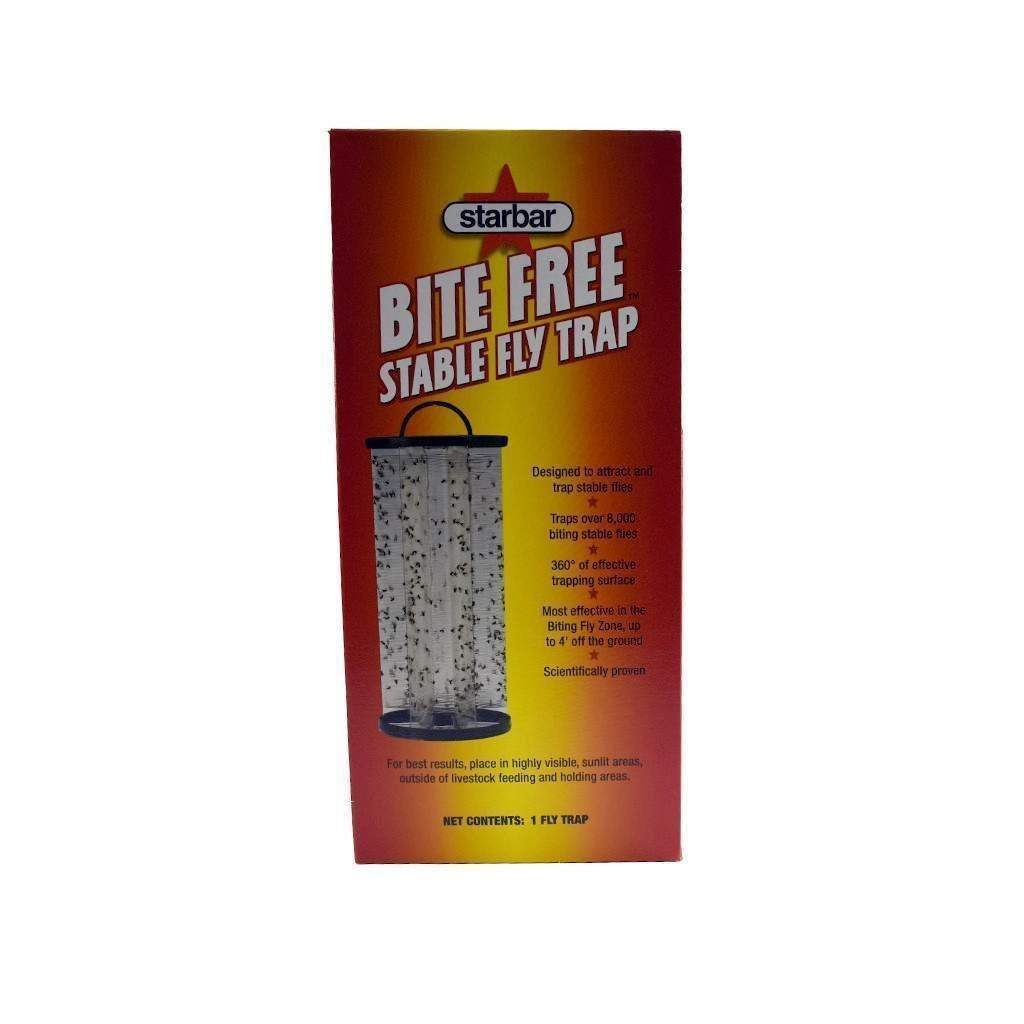 Central Garden & Pet Company STARBAR BITE FREE STABLE FLY TRAP, Feeders Grain and Supply Inc.