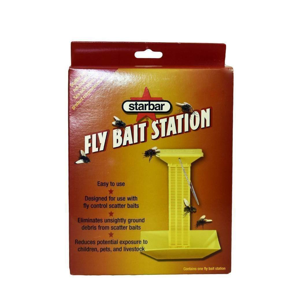 Central Garden & Pet Company STARBAR FLY BAIT STATION, Feeders Grain and Supply Inc.