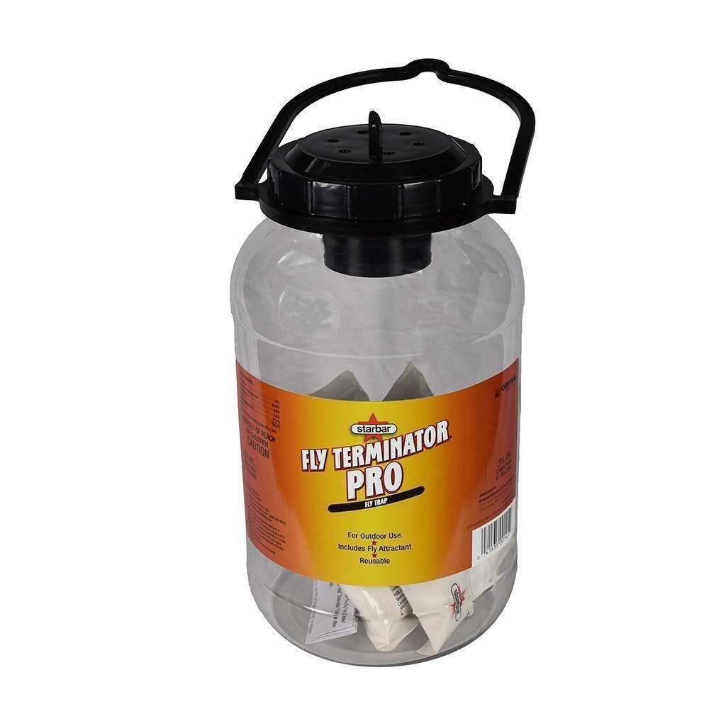 Central Garden & Pet Company STARBAR FLY TERMINATOR PRO FLY TRAP, Feeders Grain and Supply Inc.