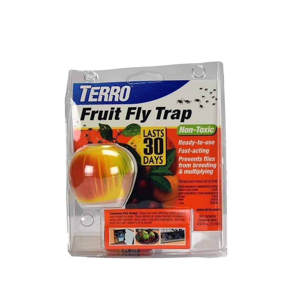 Terro Terro Fruit Fly Trap, Feeders Grain and Supply Inc.