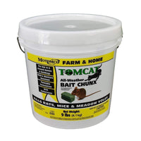 MOTOMCO Tomcat All Weather Bait Chunx, Feeders Grain and Supply Inc.