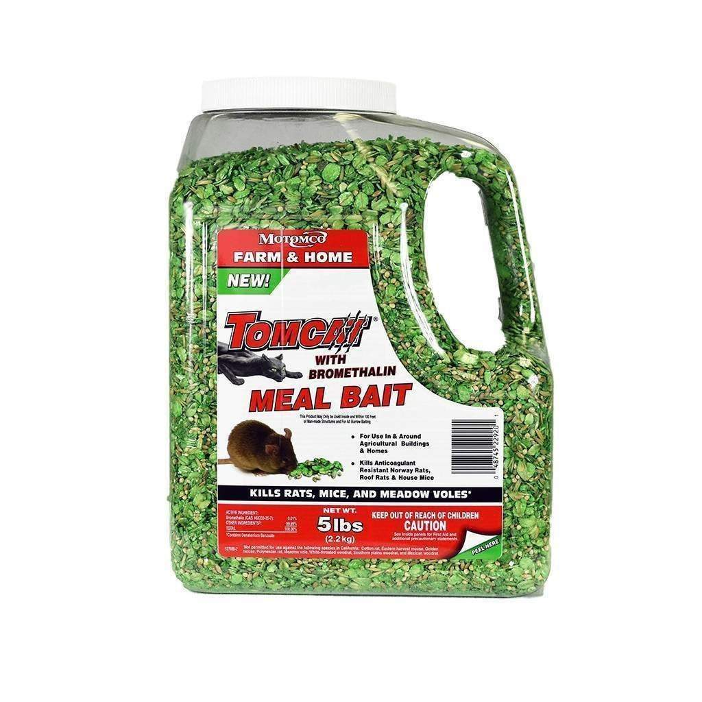 MOTOMCO Tomcat Meal Bait, Feeders Grain and Supply Inc.
