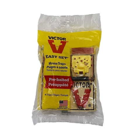 VICTOR EASY SET MOUSETRAP