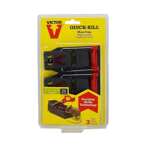 VICTOR QUICK KILL MOUSETRAP
