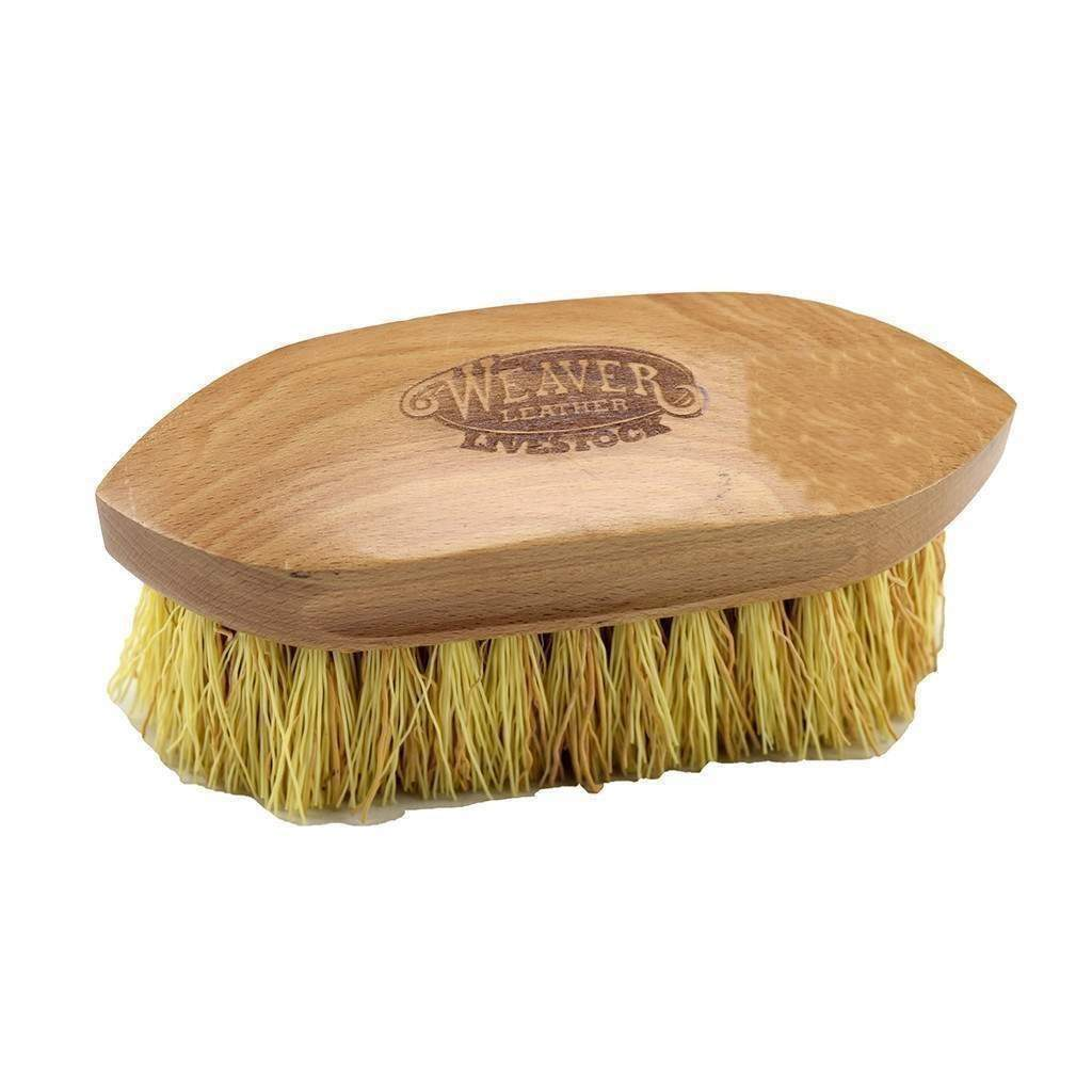 Weaver Leather WEAVER RICE ROOT BRUSH, Feeders Grain and Supply Inc.