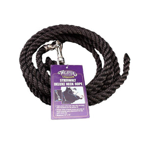 Weaver Leather WEAVER STIERWALT DELUXE NECK ROPE, Feeders Grain and Supply Inc.
