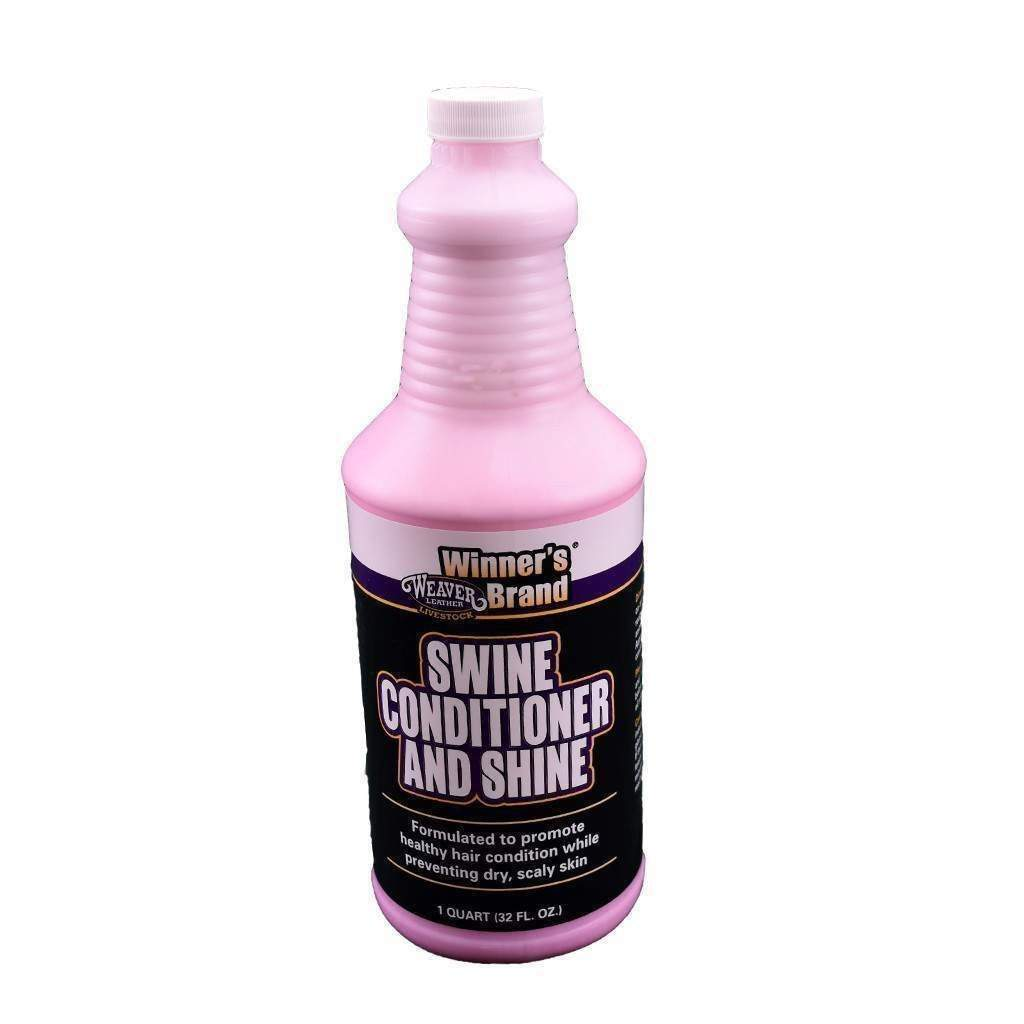 Weaver Leather WEAVER SWINE CONDITIONER & SHINE, Feeders Grain and Supply Inc.