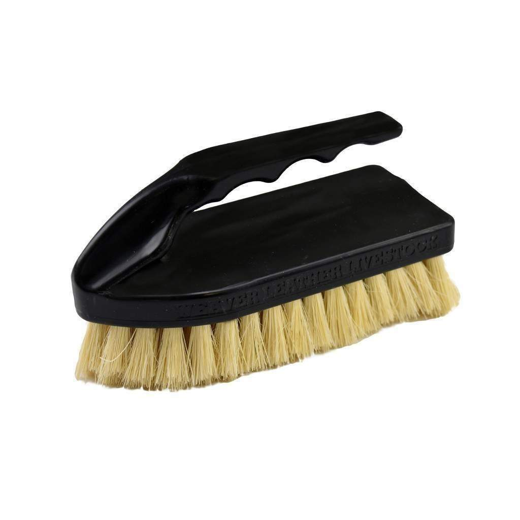Weaver Leather WEAVER TAMPICO PIG BRUSH WITH HANDLE, Feeders Grain and Supply Inc.