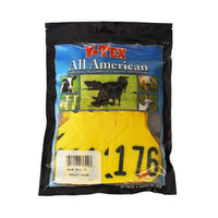 Y-TEX Y-TEX LARGE YELLOW 4 *  BLANK & NUMBERED EAR TAG SYSTEM, Feeders Grain and Supply Inc.