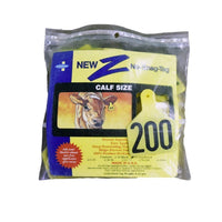 Datamars Inc. Z TAG CALF NUMBERED EAR TAGS, Feeders Grain and Supply Inc.