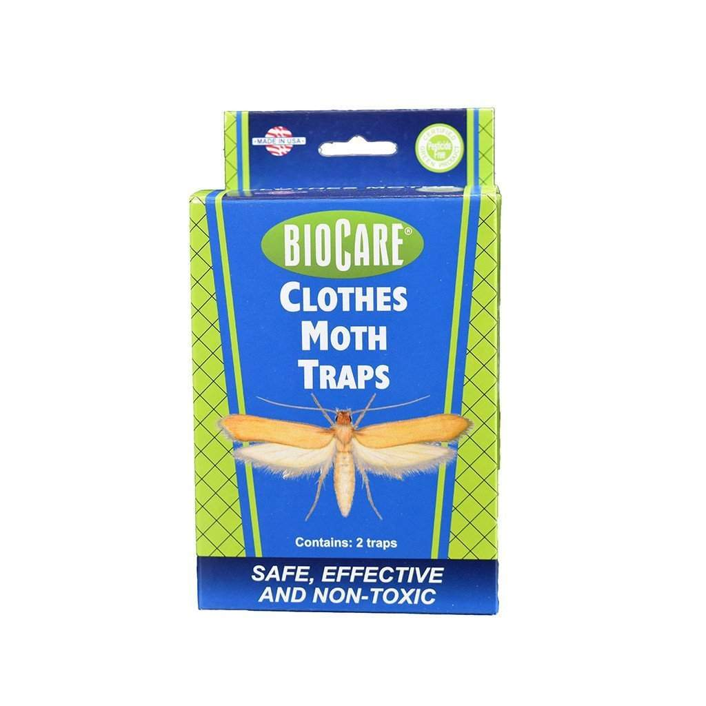 Springstar BIOCARE CLOTHES MOTH TRAPS, Feeders Grain and Supply Inc.