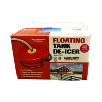 API 1,000 Watt Floating Tank De-Icer