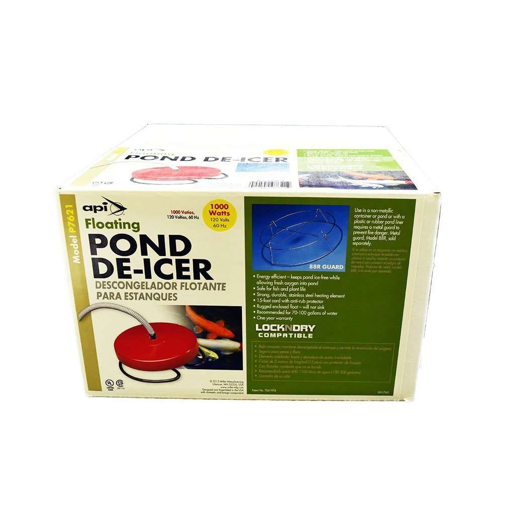 ALLIED PRECISION INDUSTRIES API 1,000 Watt Floating Pond De-Icer, Feeders Grain and Supply Inc.