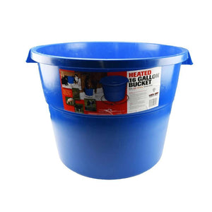 ALLIED PRECISION INDUSTRIES API 16 Gallon Heated Bucket, Feeders Grain and Supply Inc.