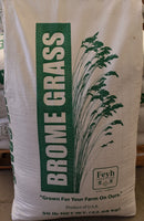 Brome Grass Smooth Seed
