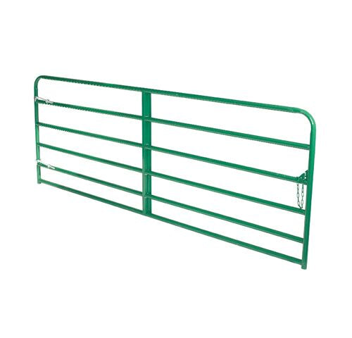 Feeders Grain and Supply Inc.  6' Green 1.75 Gate, Feeders Grain and Supply Inc.