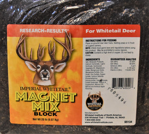 Imperial Whitetail Magnet Mix Block