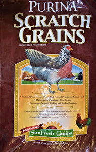 Purina Purina Scratch Grains, Feeders Grain and Supply Inc.