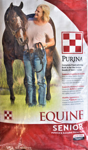 Feeders Grain and Supply Inc.  Purina Equine Senior, Feeders Grain and Supply Inc.