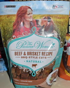 Pioneer Women Beef and Brisket Recipe BBQ Style Cuts Dog Treats