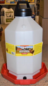 Poultry & Game Bird Waterer 7 Gallon
