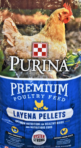 Purina Purina Layena Pellets, Feeders Grain and Supply Inc.