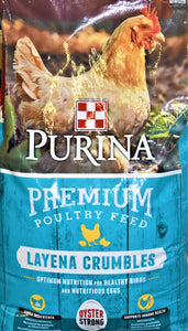 Purina Purina Layena Crumbles, Feeders Grain and Supply Inc.