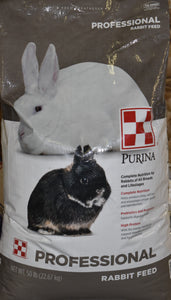 Purina Purina Professional Rabbit Feed, Feeders Grain and Supply Inc.