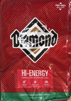Diamond High Energy Maroon Bag