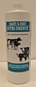 Dairy and Beef Nutri-Drench