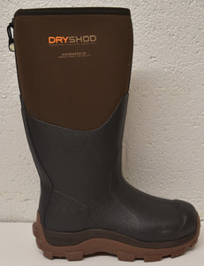 Dryshod Dryshod Men's Haymaker Hi: Brown (HAY-MH-BR), Feeders Grain and Supply Inc.