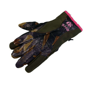 Golden Stag Golden Stag Ladies Performance Fleece Gloves, Feeders Grain and Supply Inc.