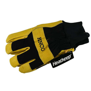 Kinco Kinco Lined Deerskin Palm Gloves, Feeders Grain and Supply Inc.