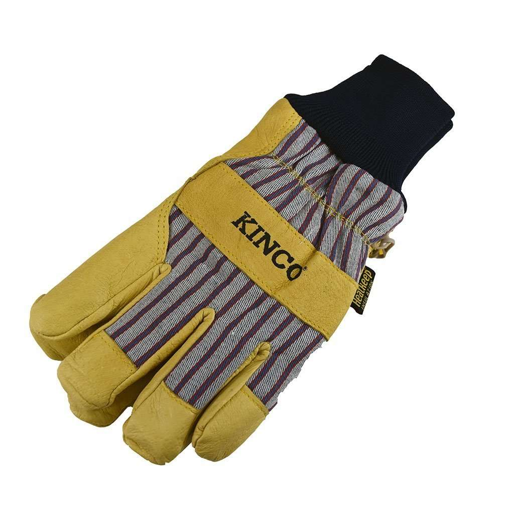 Kinco Kinco Lined Pigskin Palm Gloves, Feeders Grain and Supply Inc.