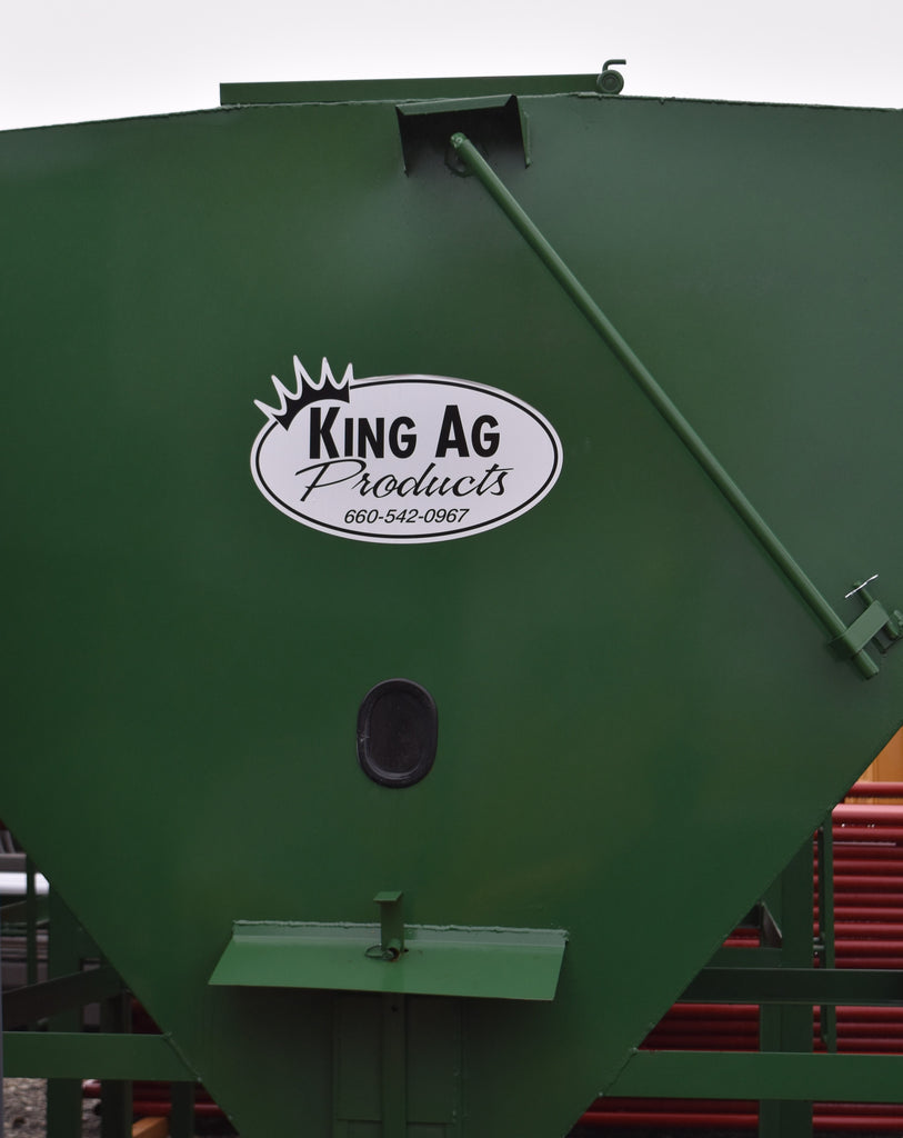 Feeders Grain and Supply Inc.  King AG Bulk Bins, Feeders Grain and Supply Inc.