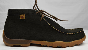 Twisted X Men's Chukka Driving Moc: Rubberized Brown (MDM0080), Feeders Grain and Supply Inc.