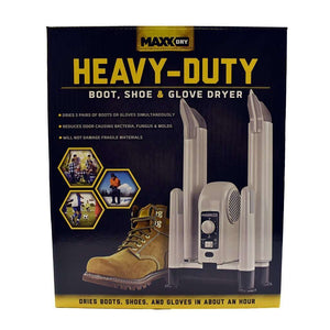 MaxxDry MaxxDry Heavy-Duty Boot, Shoe & Glove Dryer, Feeders Grain and Supply Inc.