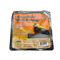 Heath Orange Burst No-Melt Suet Cake, Feeders Grain and Supply Inc.