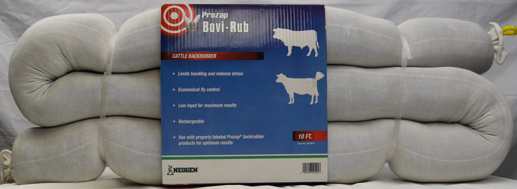 Prozap Prozap Bovi-Rub Cattle Control, Feeders Grain and Supply Inc.