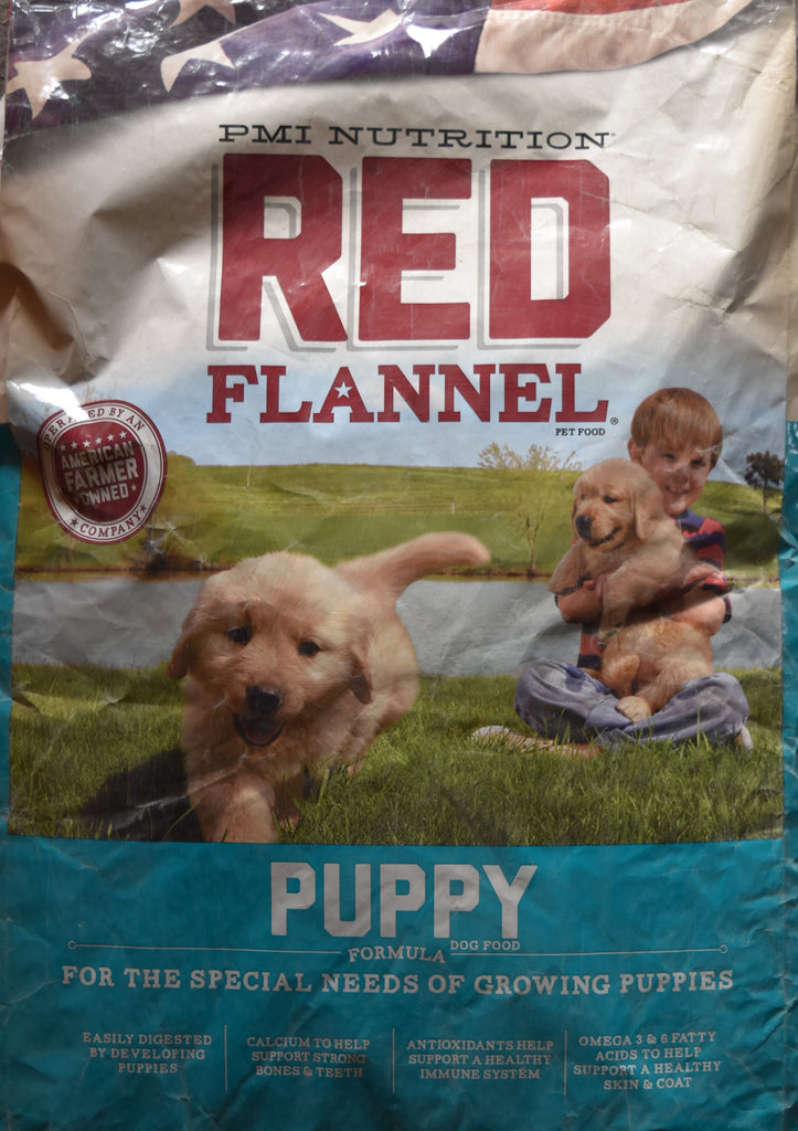 Red Flannel Red Flannel Puppy Formula, Feeders Grain and Supply Inc.