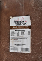 American Stockman Big 6 Mineral Salt