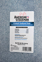 American Stockman Cobalt Iodized Salt