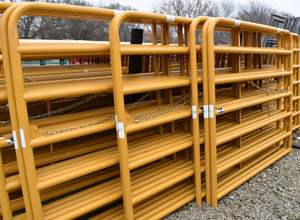 Sioux Steel 20' Sioux Gold Victory Gate, Feeders Grain and Supply Inc.